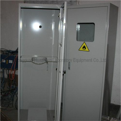 Hot Sale Single Door Gas Cabinet With Steel Structure For Safety Equipment