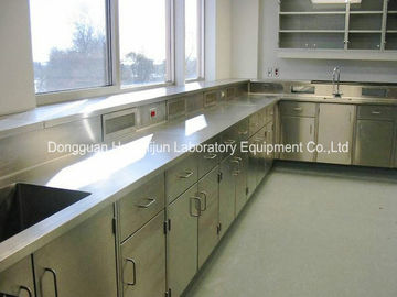 Specialized Supply Stainless Steel Laboratory Workbench For Oversea Importers and Dealers