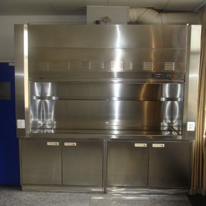 Cheap Stainless Steel Fume Hood For Lab Furnitur Manufacturer