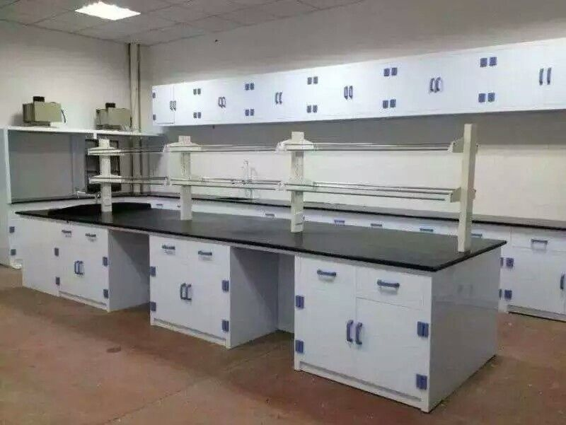 Professional Design PP Laboratory work bench Furniture Manufacturer For Oversea Distributors