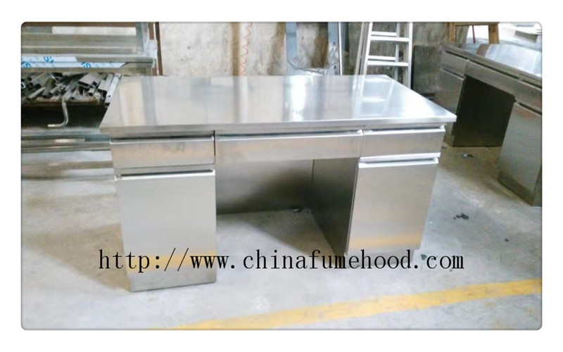 Factory Price designing Stainless Steel Lab Furniture Laboratory Side Bench